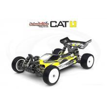 Schumacher 1:10 4WD Buggy CAT L1, Baukasten